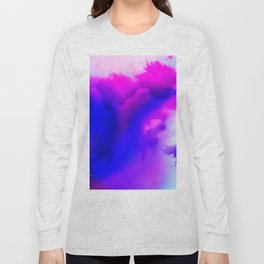 Abstract Bliss 1 by kathy Morton Stanion Long Sleeve T-shirt