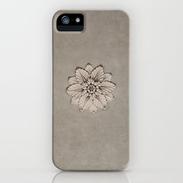 Flowers of Florence iPhone Case
