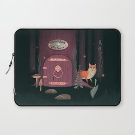 Sorcerer Of Woodland Charms Potions Spells And Fortunes Laptop Sleeve