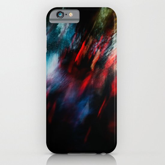 Abstract goldfish_02 iPhone & iPod Case