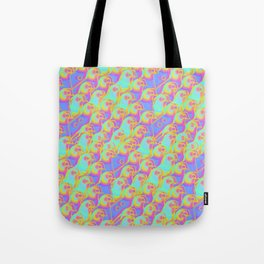 Gelly Pigeons Tote Bag