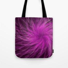 Lavender Spiral3 Tote Bag