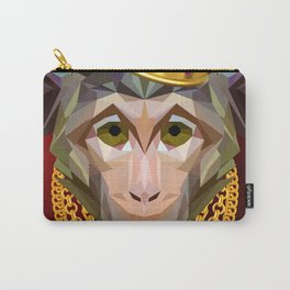 The King of Monkeys Carry-All Pouch