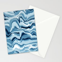 Abstract 143 Stationery Cards