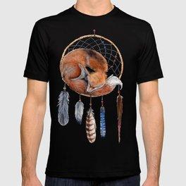 Fox Dreamcatcher T-shirt