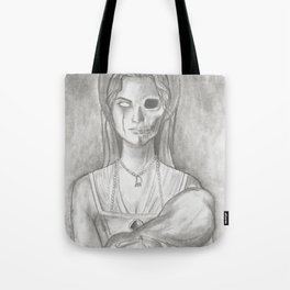Lady Constance Tote Bag