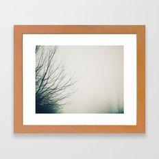 Fog Noir 4 Framed Art Print