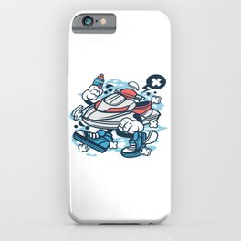 Jetskifor animated characters comics and pop culture lovers iPhone Case