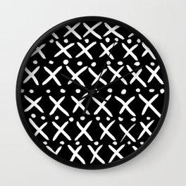 Asher III Wall Clock
