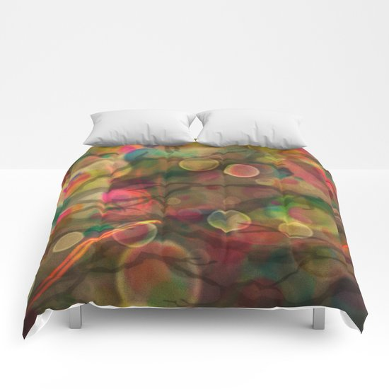 Bubbles N Branches  Comforters