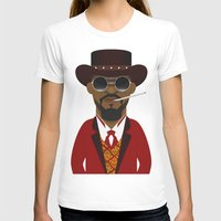 django T-shirts featuring DJANGO by Capitoni
