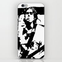 john mayer iPhone & iPod Skins featuring John mayer by Furry Turtle Creations