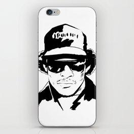 Eazy Duz It iPhone Skin