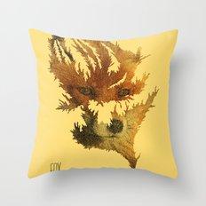 Folia Infinitus Throw Pillow