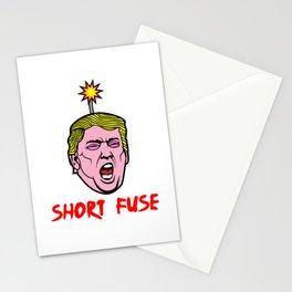 Short Fuse Stationery Cards