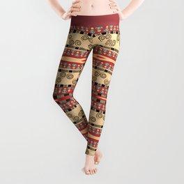 Afrocentric Fusion II Leggings