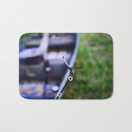 A DAY AT THE POND Bath Mat