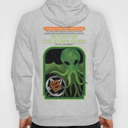 Cthulhu Your Own Adventure Hoody