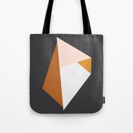 Juxtaposed Tote Bag