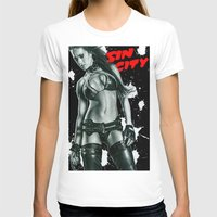 sin city T-shirts featuring Sin city girl by calibos