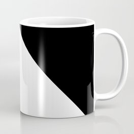 Black and White Design Coffee Mug