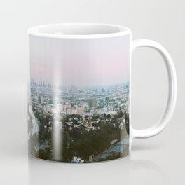 LA Panorama Coffee Mug