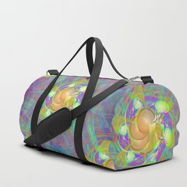 The time gypsy is landing Duffle Bag