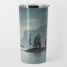 Obscured Thoughts Travel Mug