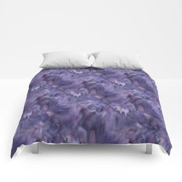 Drifted Paint Comforters