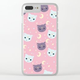Luna Artemis Clear iPhone Case