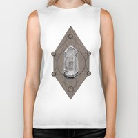 sacred geometry Biker Tanks featuring Sacred Geometry  by Coreypopp