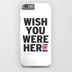 Heroin iPhone 6s Slim Case