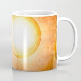 The Cosmic Sun Coffee Mug