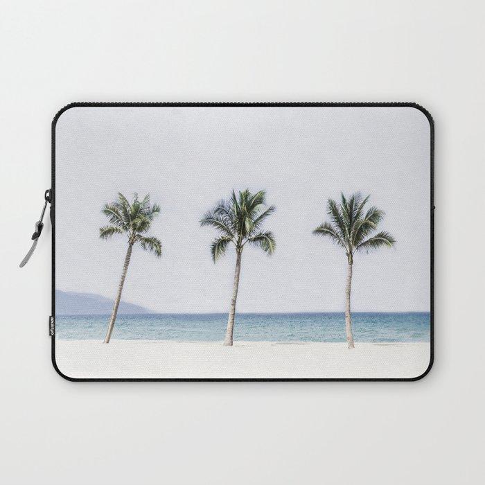Palm trees 6 Laptop Sleeve