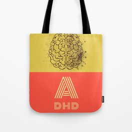 ADHD A1 Tote Bag