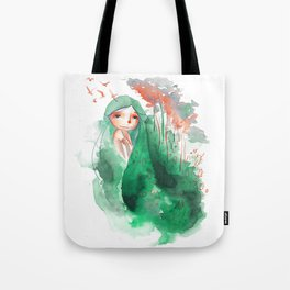 I AM A WET FOREST Tote Bag