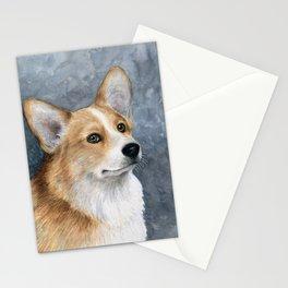 Corgi Dog Stationery Cards