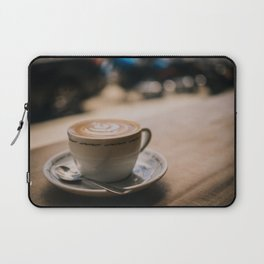 Cappuccion in the Window Laptop Sleeve