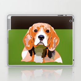 Petsy - Custom Pet Portraits Laptop & iPad Skin