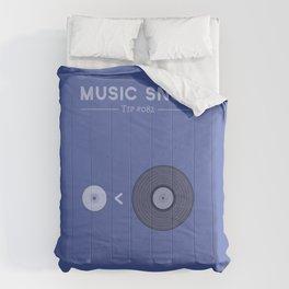 "NOT ""The New Vinyl"" — Music Snob Tip #082 Comforters"