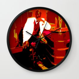 Cotton Club The Man Wall Clock
