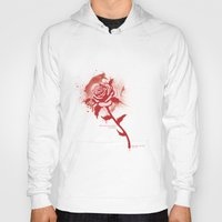romance Hoodies featuring Romance by Sarah Churchill