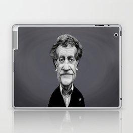 Kurt Vonnegut Laptop & iPad Skin