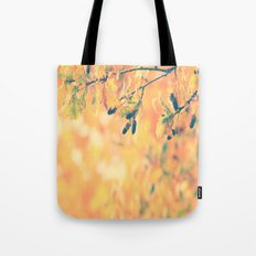 Oak nature photography Tote Bag