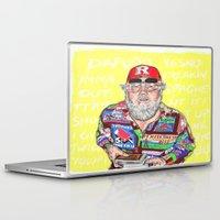 stevie nicks Laptop & iPad Skins featuring R STEVIE MOORE: YOLOFI by Jaime Cartwright