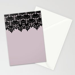 Doily Pattern Stationery Cards
