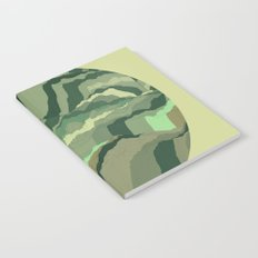 TOPOGRAPHY 005 Notebook
