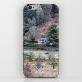 Travel to Ireland: A Country Home iPhone Skin