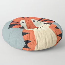 Whimsy Tiger Floor Pillow