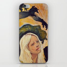 Laura Marling // The beast iPhone Skin